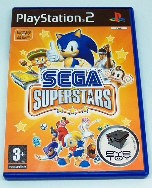 Sega Superstars PS2