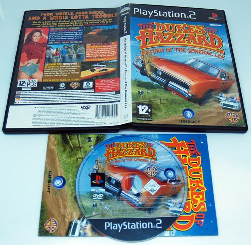 The Dukes of Hazzard: Return of General Lee PS2