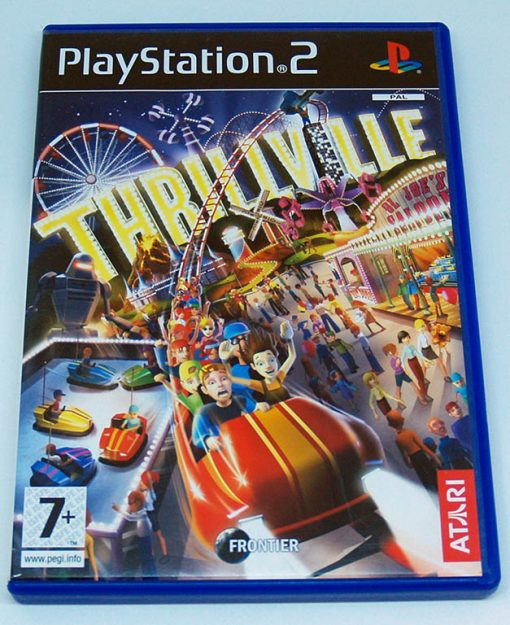 Thrillville PS2