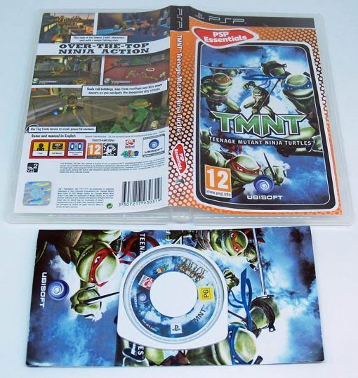 TMNT: Teenage Mutant Ninja Turtles PSP