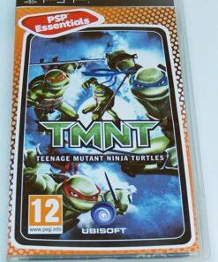 TMNT: Teenage Mutant Ninja Turtles PSP