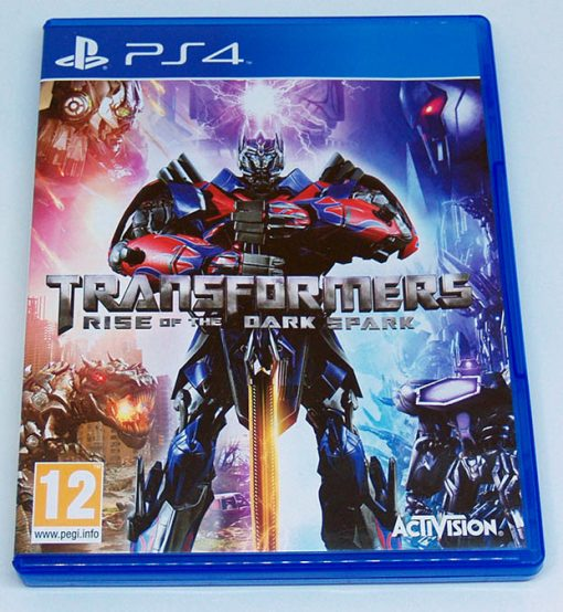 Transformers: Rise of the Dark Spark PS4