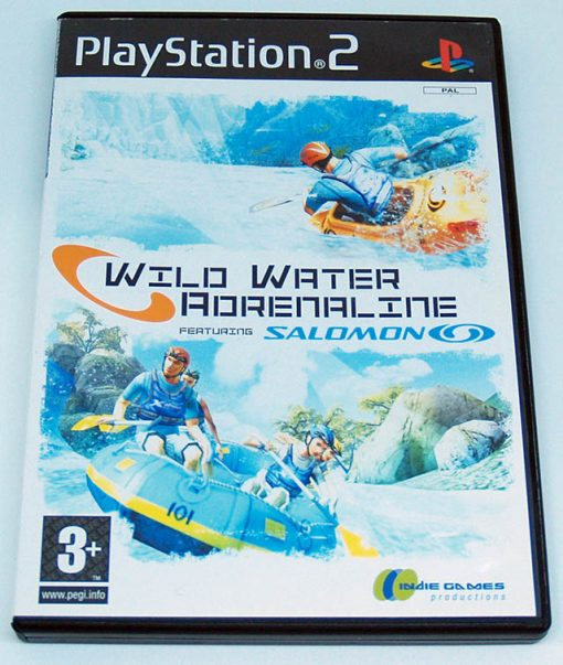 Wild Water Adrenaline featuring Salomon PS2