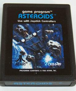 Asteroids CART ATARI 2600