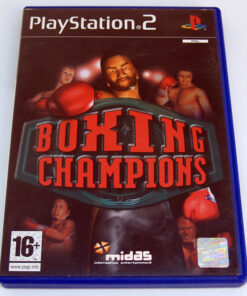 Boxing Champions PS2