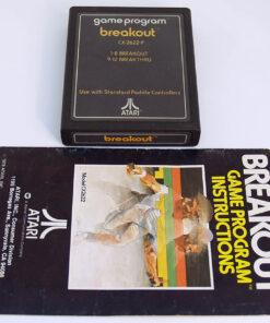 Breakout (T) CART ATARI 2600