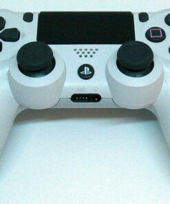 Acessório Usado PS4Dual Shock 4Branco(2ª Geração)