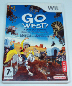 Go West: A Lucky Luke Adventure WII