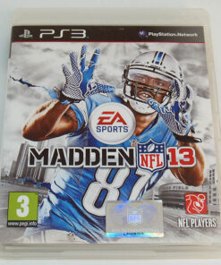 Madden 13 PS3