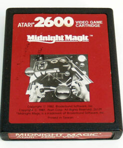 Midnight Magic CART ATARI 2600