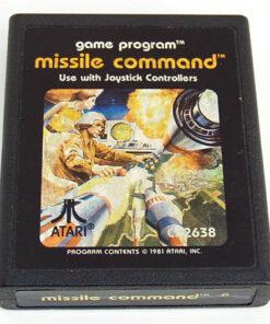 Missile Command CART ATARI 2600