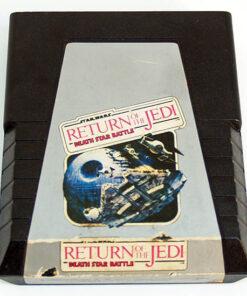 Star Wars: The Return of the Jedi - Death Star Battle CART ATARI 2600