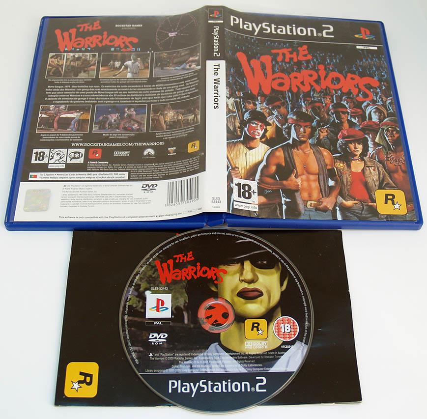 The Warriors PS2 (Seminovo) - Play n' Play
