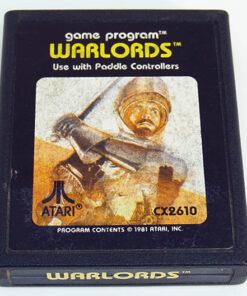 Warlords CART ATARI 2600