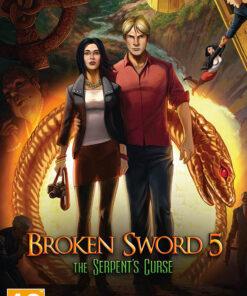 Broken Sword 5: The Serpent's Curse SWITCH