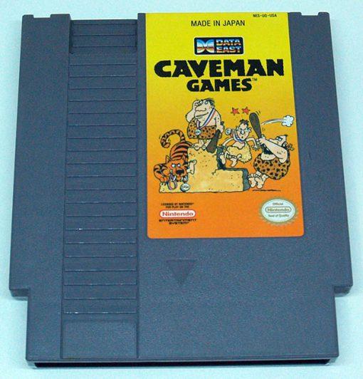 Caveman Games CART NES NTSC-US