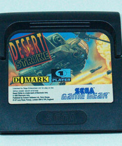 Desert Strike GAME GEAR