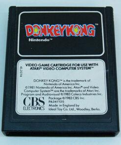 Donkey Kong CART ATARI 2600