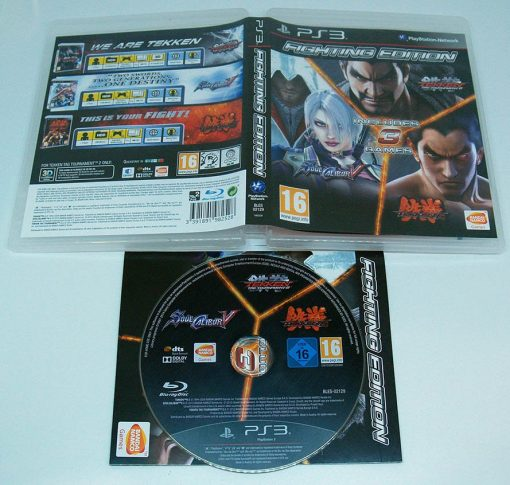 Fighting Edition PS3