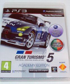 Gran Turismo 5 - Academy Edition PS3