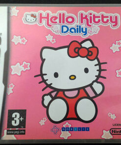 Hello Kitty Daily NDS