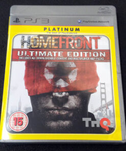 Homefront - Ultimate Edition PS3