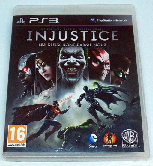 Injustice: Gods Among Us FR PS3