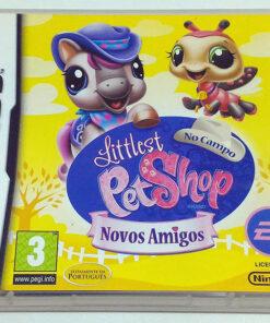 Littlest Pet Shop: Novos Amigos - No Campo NDS