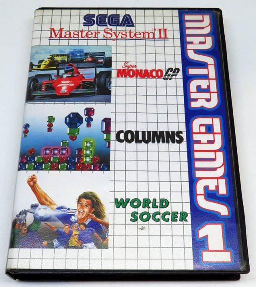 Master Games 1 MASTER SYSTEM