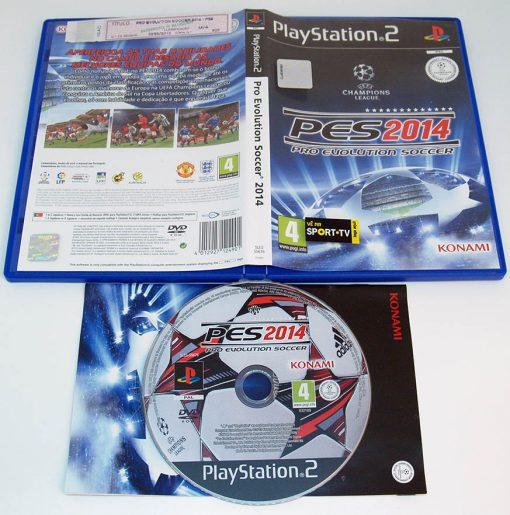 Pro Evolution Soccer 2014 PS2