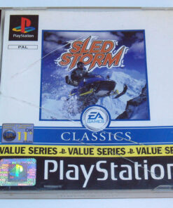 Sled Storm PS1