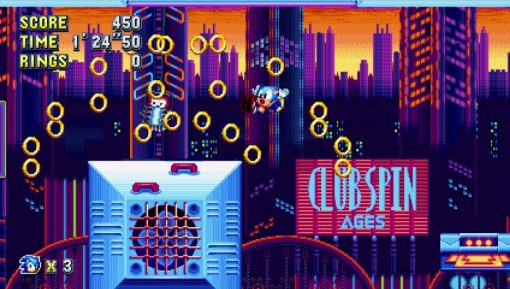 Sonic Mania Plus SWITCH