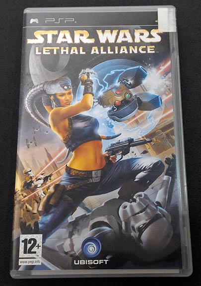 Star Wars: Lethal Alliance PSP