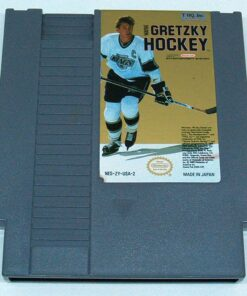 Wayne Gretzky Hockey CART NES NTSC-US