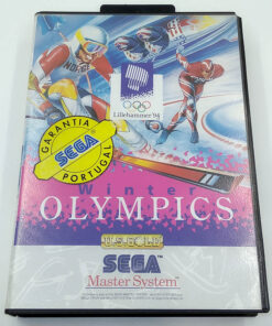 Winter Olympics MASTER SYSTEM