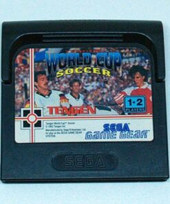 World Cup Soccer CART GAME GEAR