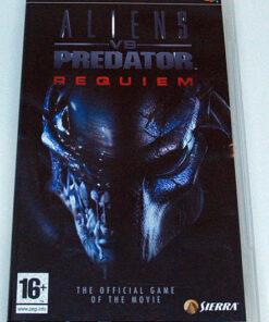 Aliens vs Predator: Requiem PSP