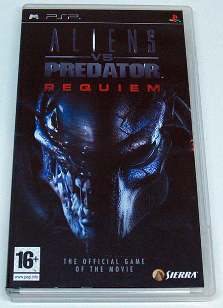 Aliens vs Predator: Requiem PSP