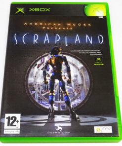 American McGee presents Scrapland XBOX