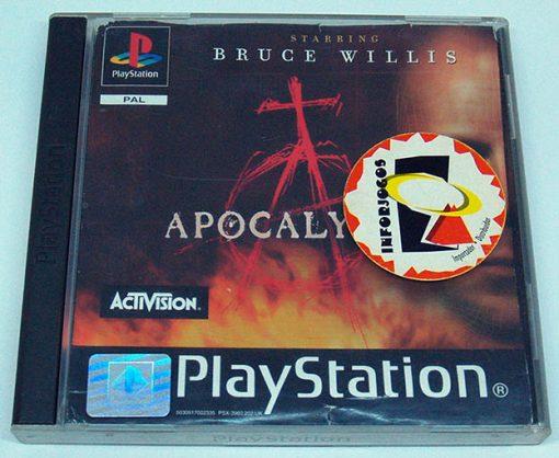 Apocalypse PS1