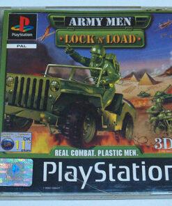 Army Men: Lock n' Load PS1