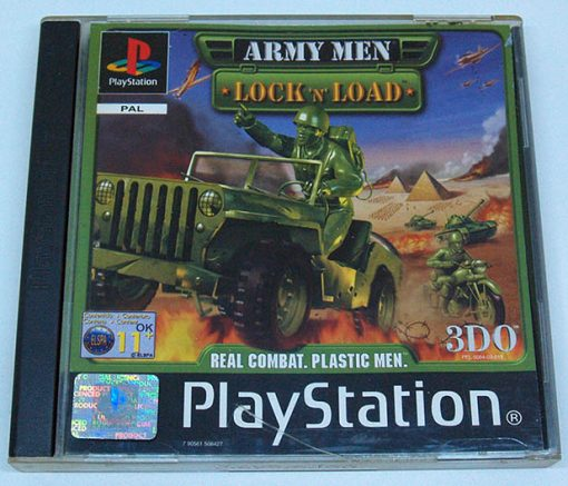 Army Men: Lock n' Load PS1