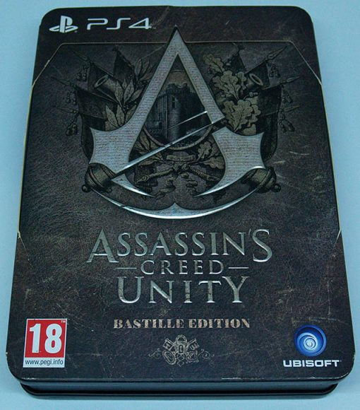 Assassin's Creed: Unity - Bastille Edition PS4