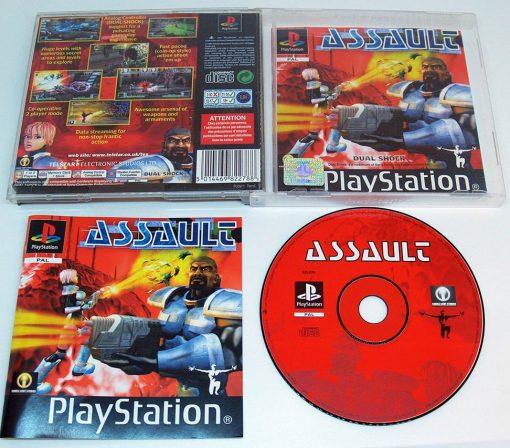 Assault PS1