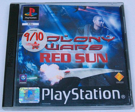 Colony Wars: Red Sun PS1