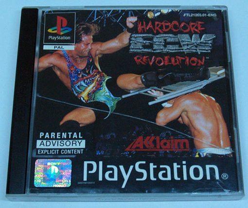 ECW Hardcore Revolution PS1