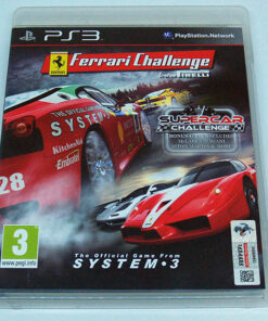 Ferrari Challenge + Supercar Challenge PS3