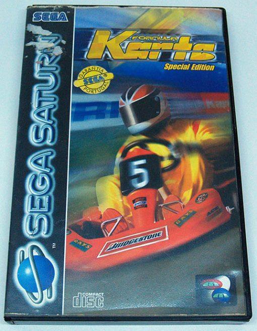 Formula Karts SEGA SATURN