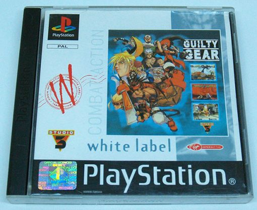 Guilty Gear PS1