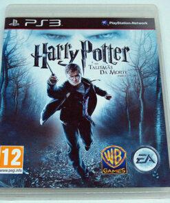 Harry Potter e os Talismãs da Morte - Parte 1 PS3